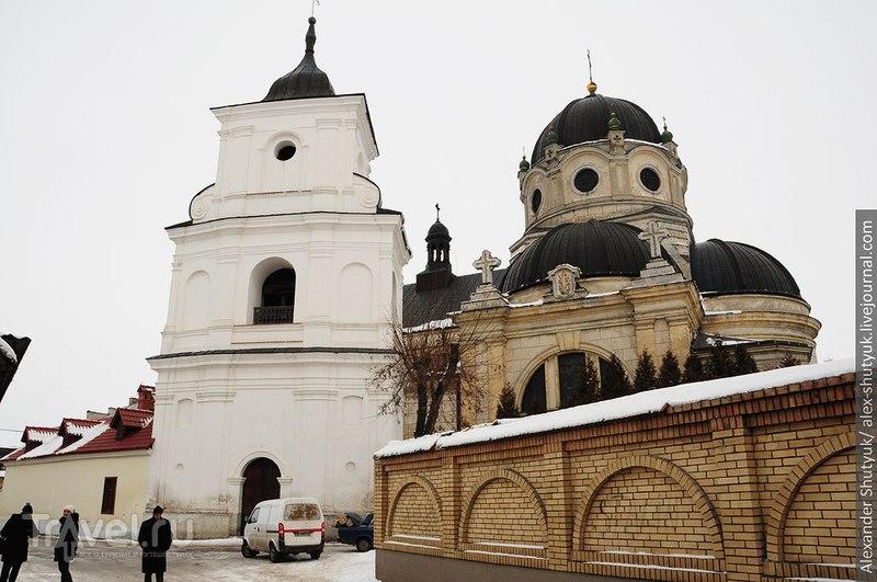 Церковь монастиря отцов Василиан, Жовква / Фото с Украины