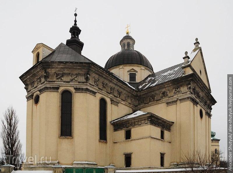 Костел Св. Лаврентия, Жовква / Фото с Украины