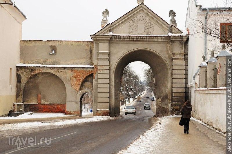 Глинськая брама, Жовква / Фото с Украины