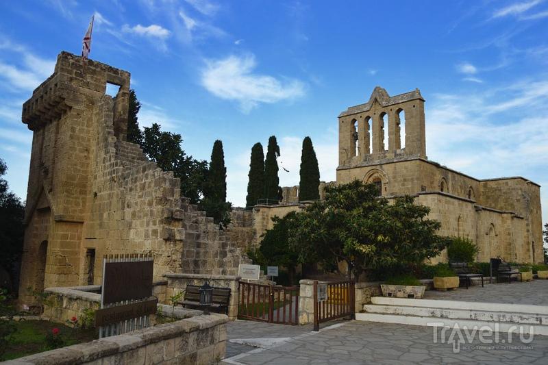 Замок Святого Иллариона / Кипр