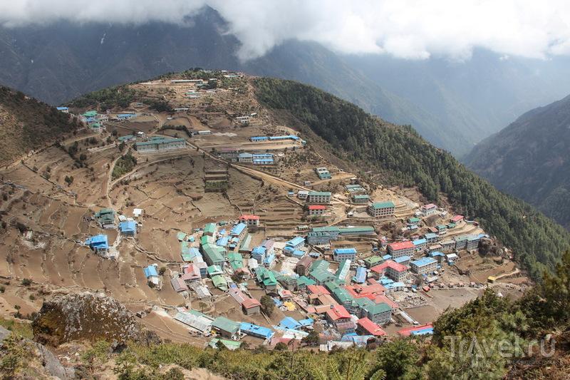 Намче-Базар / Фото из Непала