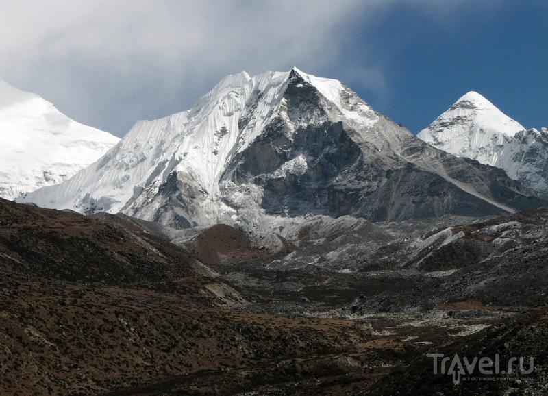 Айленд-Пик / Фото из Непала
