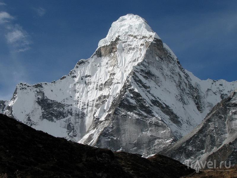 Ама Даблам / Фото из Непала