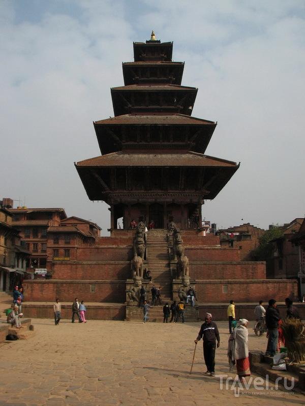 Бхактапур / Фото из Непала