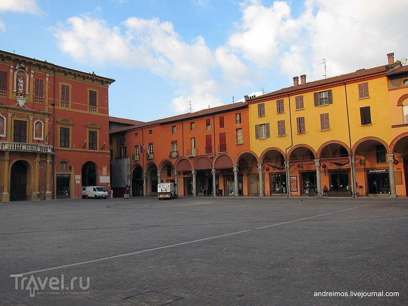 Площадь Джакомо Маттеотти (Piazza Giacomo Matteotti) / Фото из Италии