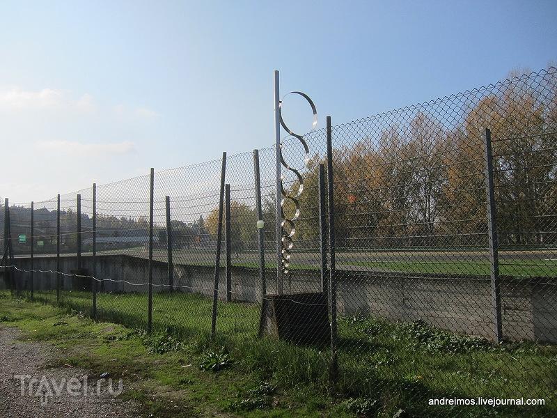 "Поворот ""Вильнёв"" (Villeneuve) / Фото из Италии"