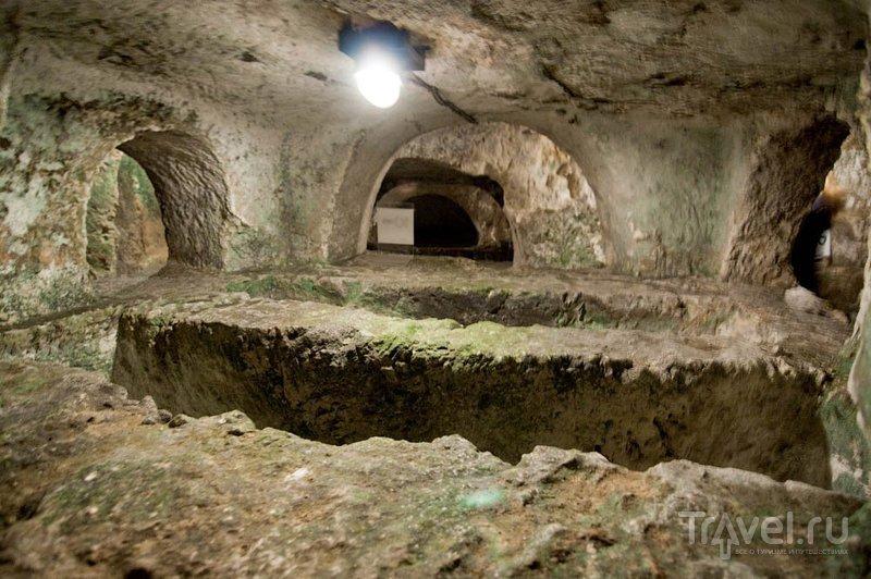 Катакомбы Святого Павла в Рабате / Фото с Мальты