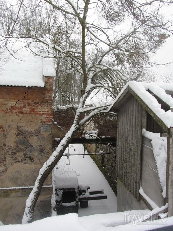 Латвия. Курземе. Яунпилс / Латвия