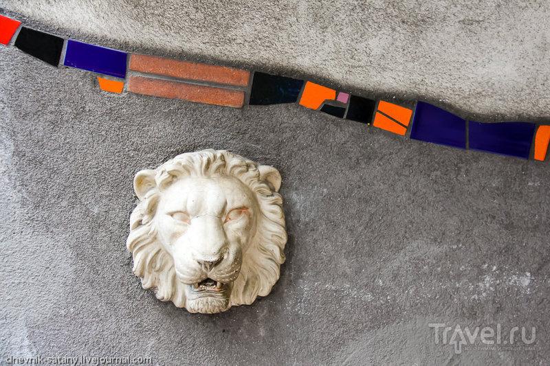 Прогулки по Вене: дом Хундертвассера / Фото из Австрии