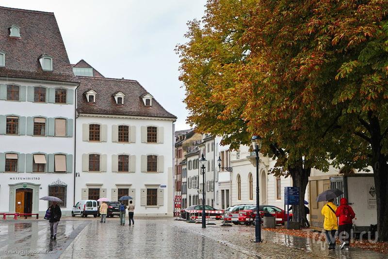 Базель / Фото из Швейцарии