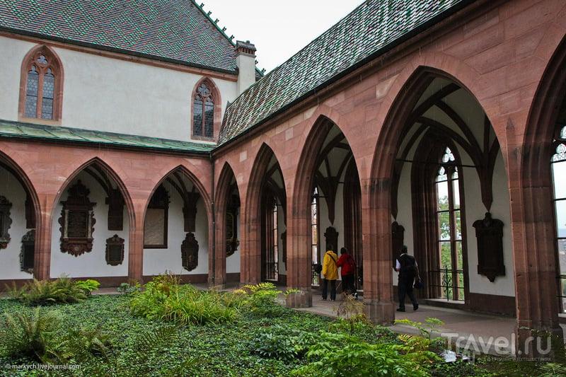 Кафедральный собор (Мюнстер)  / Фото из Швейцарии