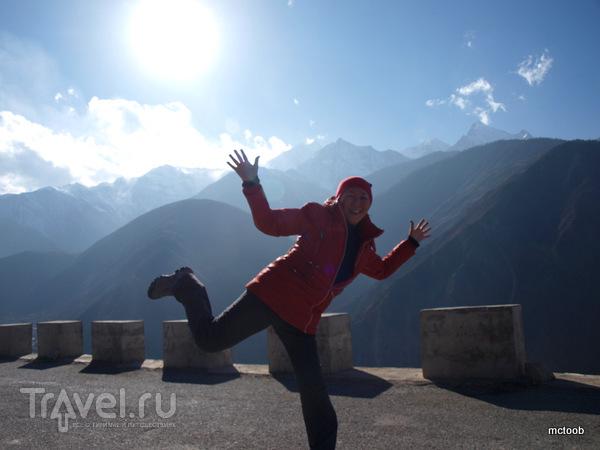 Юбенг и, наконец-то, встреча с Мэйли (Китай) / Китай