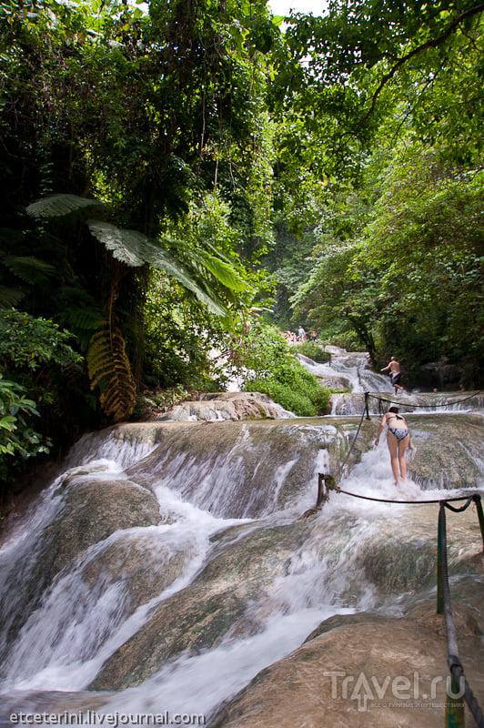 Каскад водопадов Меле, Вануату / Фото из Вануату