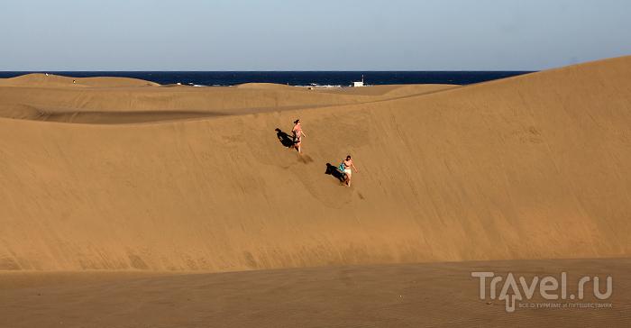 Дюны Маспаломаса / Испания
