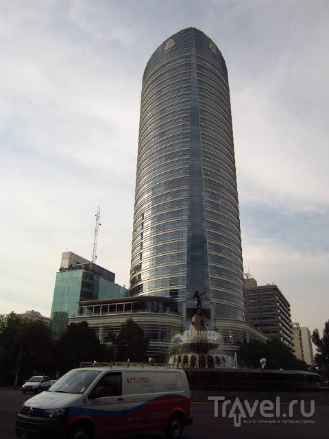 Мехико, большой и разный / Фото из Мексики
