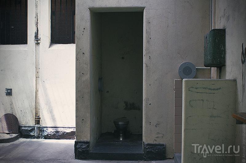 Старая тюрьма Мельбурна / Австралия