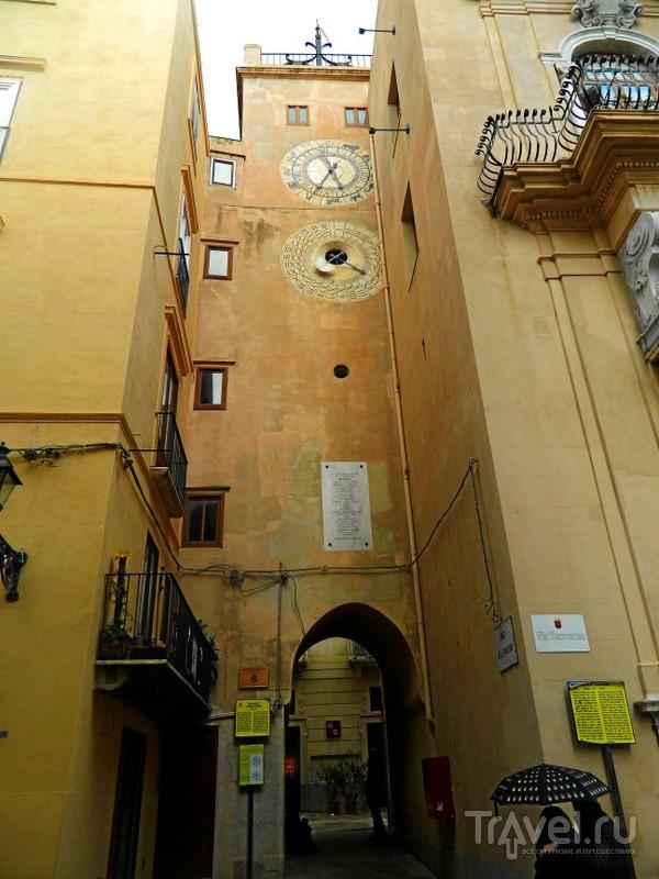 Torre dell'Orologio в Трапани / Фото из Италии