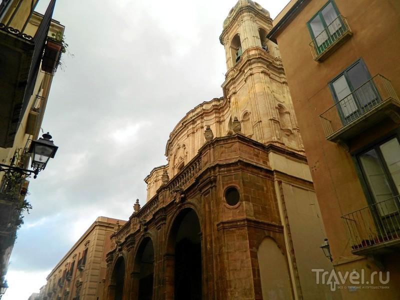 Кафедральный собор Сан-Лоренцо в Трапани / Фото из Италии