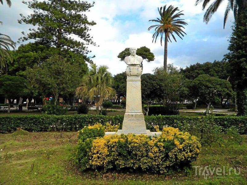 Парк Villa Margherita в Трапани / Фото из Италии