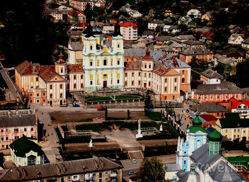 Кременец - интереснейший город на Западной Украине / Украина