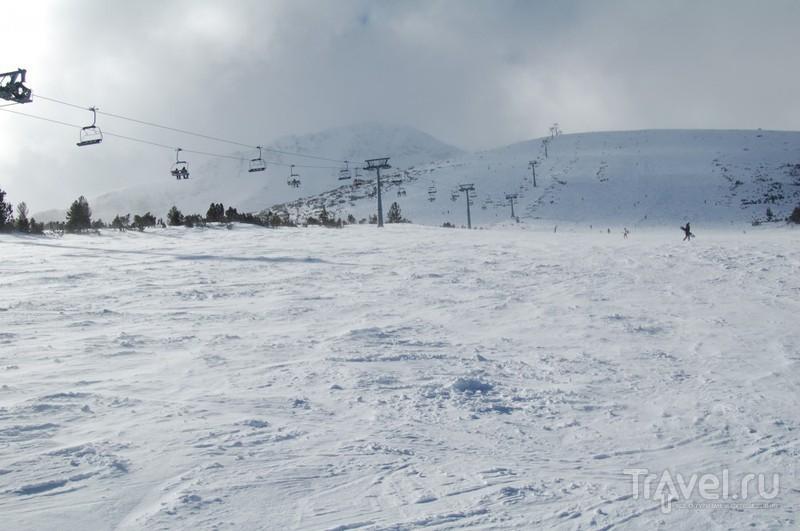 Как мы отдыхали на горнолыжном курорте Банско / Фото из Болгарии