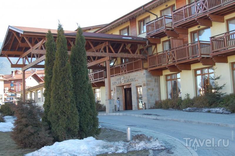 """Отель """"Стражите"""" в Банско, Болгария / Фото из Болгарии"""