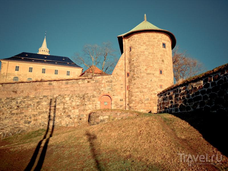 Крепость Акерсхус в Осло / Фото из Норвегии