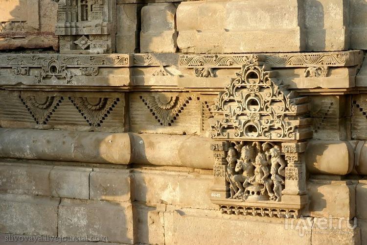 Волшебный колодец Чанд Баори в Индии / Индия