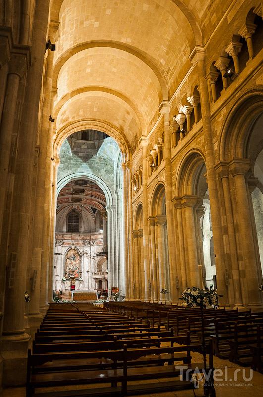 Лиссабонский кафедральный собор в Лиссабоне / Фото из Португалии