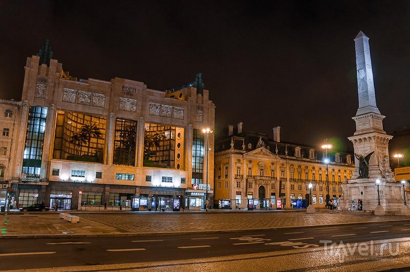 "Лиссабон: ""Центро туристико"" и прогулка по ночной Алфаме / Фото из Португалии"