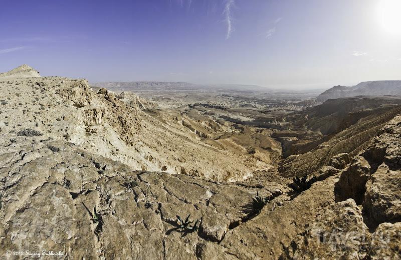 Вид на долину реки Цин / Фото из Израиля