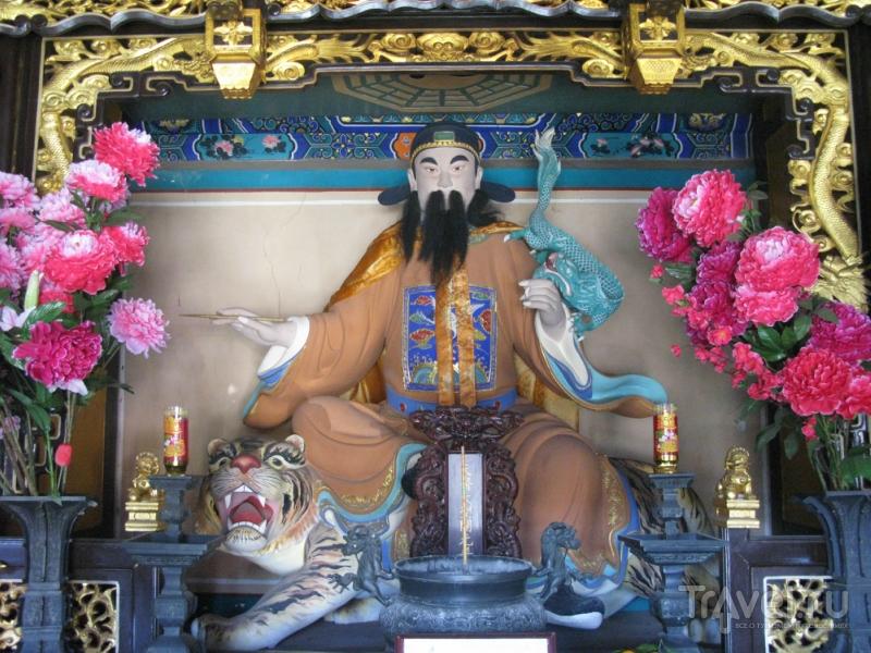 Даосский храм Белых облаков в Пекине / Китай