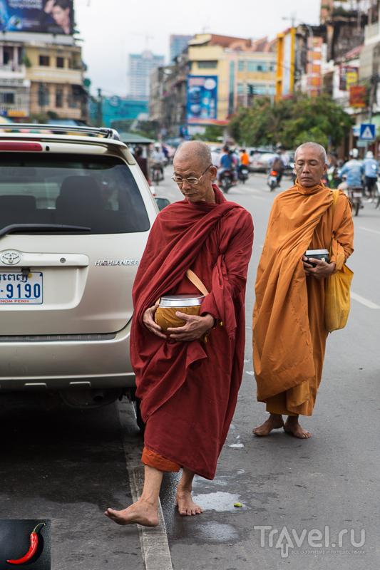 Записки кулинарного путешественника. Пномпень / Фото из Камбоджи
