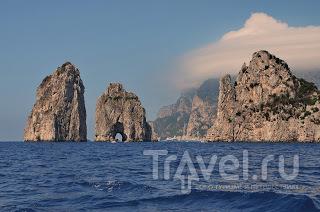 Неаполитанский залив / Италия