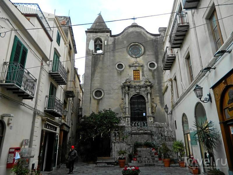 Chiesa del Purgatorio в Чефалу / Фото из Италии