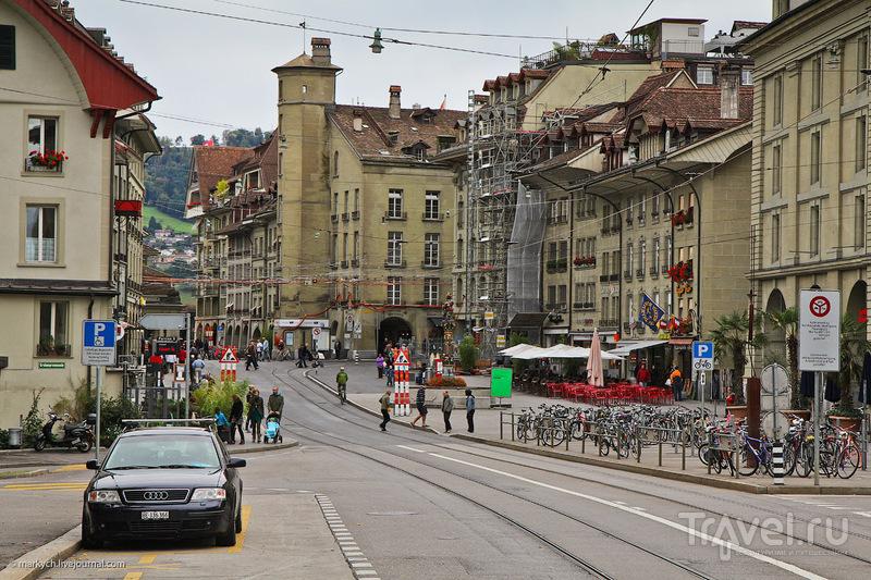Берн / Фото из Швейцарии