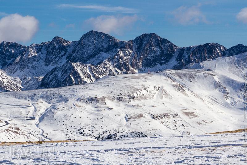 Зона катания Эль-Тартер - Сольдеу, Андорра / Фото из Андорры