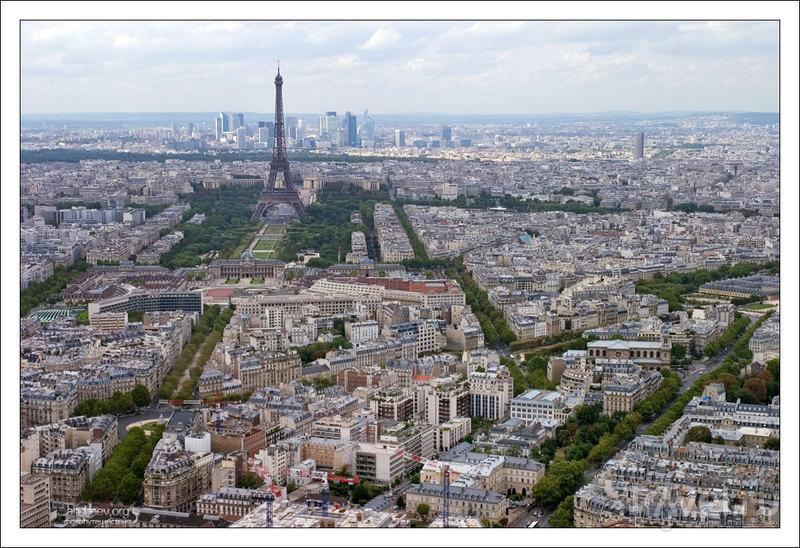 Французское путешествие с малышом. Продолжение / Франция