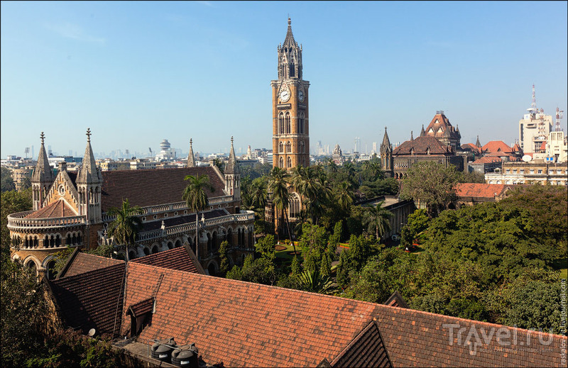 Университет Мумбаи / Фото из Индии