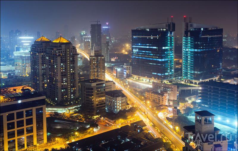 Peninsula Business Park у станции Lower Parel в Мумбаи / Фото из Индии