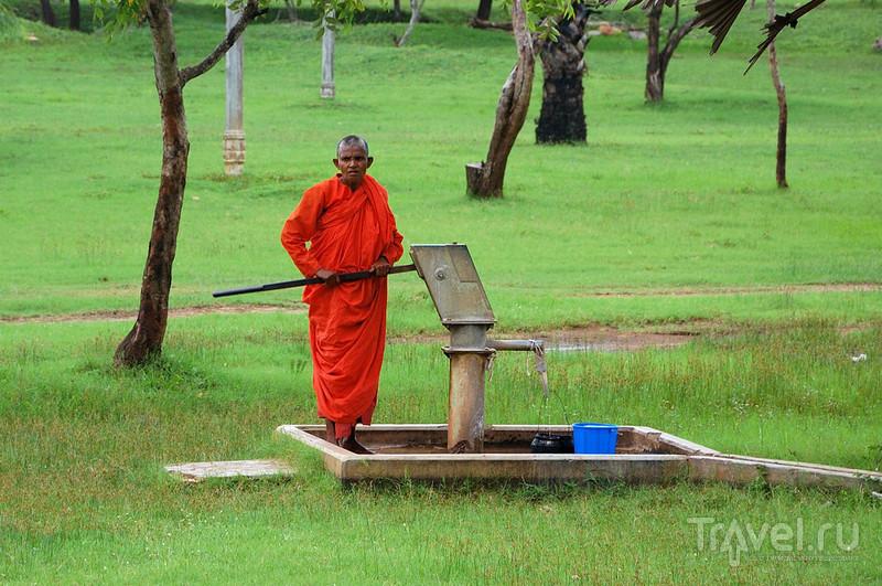 Поллунарува и Аннурадхапура / Фото со Шри-Ланки