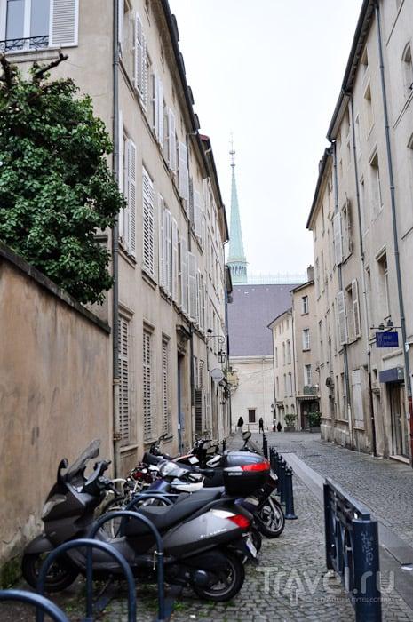 Новогодние каникулы, Nancy / Франция