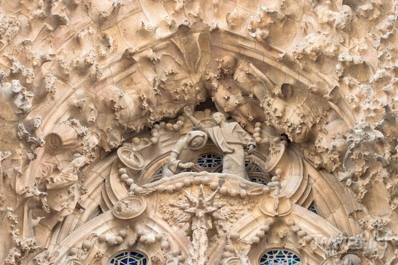 Барселона. Саграда Фамилия / Фото из Испании