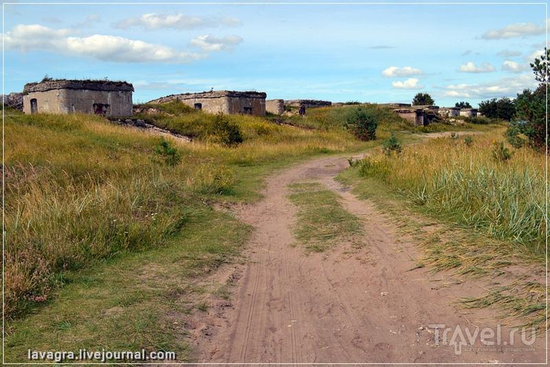 Кароста - последняя крепость Российской империи / Фото из Латвии