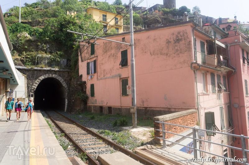 Монтероссо и Вернацца / Фото из Италии