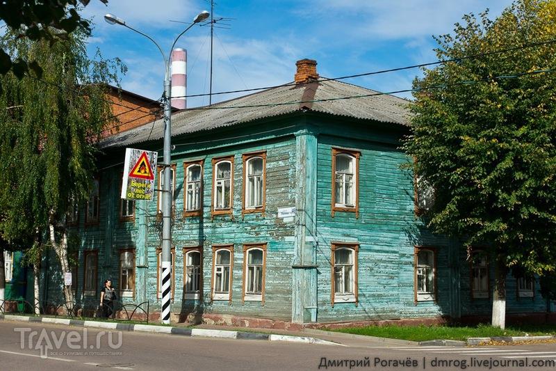 Подмосковный Клин / Фото из России