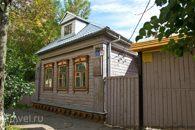 Дом-музей Гайдара в Клину / Фото из России