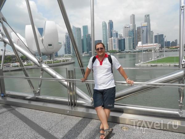 Бухта Сингапура / Сингапур