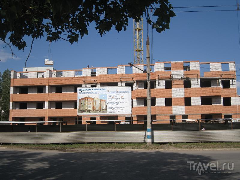 Ульяновск - Центр, Новый город, окраины и интересности / Россия