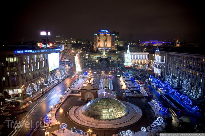 Майдан в Киеве / Фото с Украины